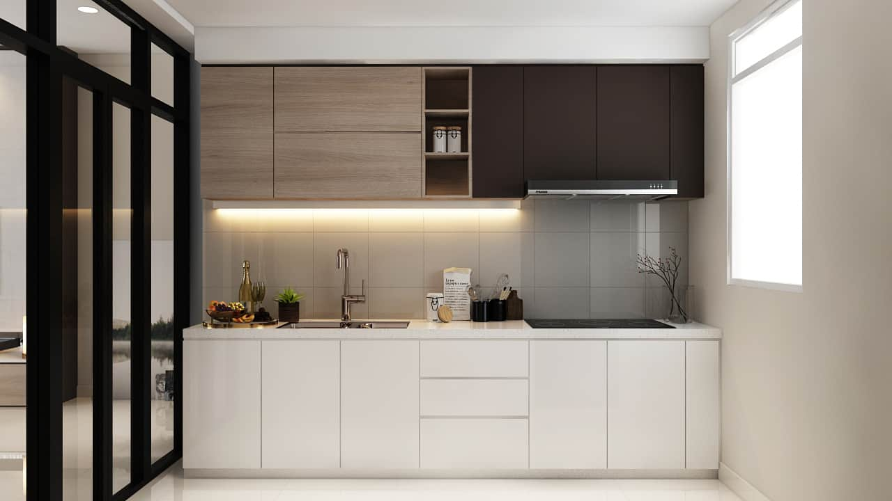 8 Modern Kitchen Design Tips in Malaysia