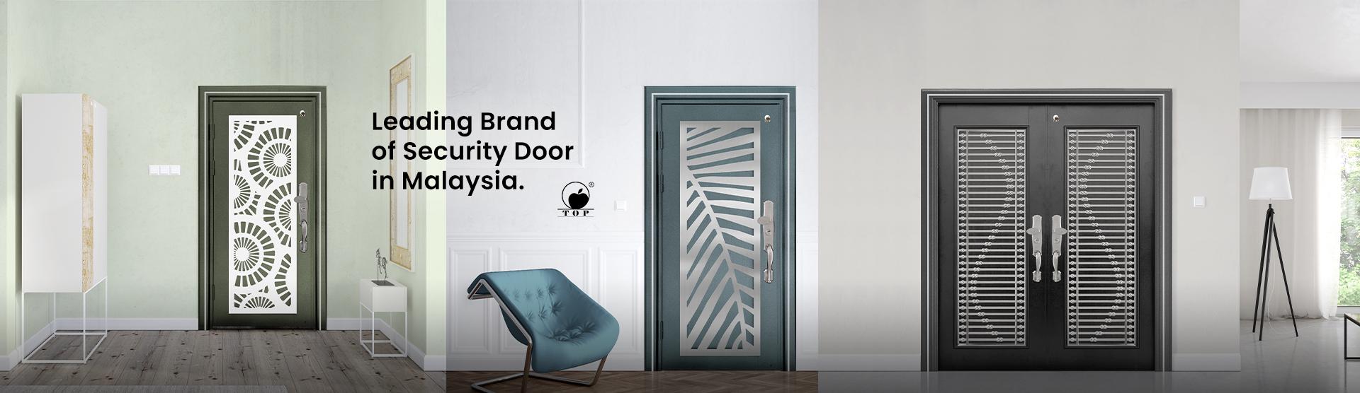 Top Security Door