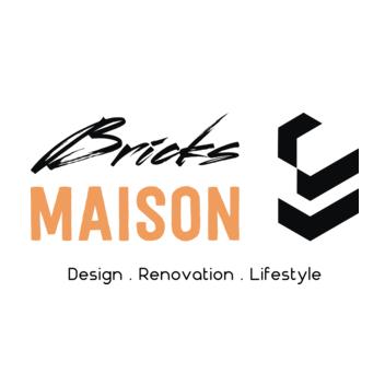 bricks-maison-design-renovation Logo