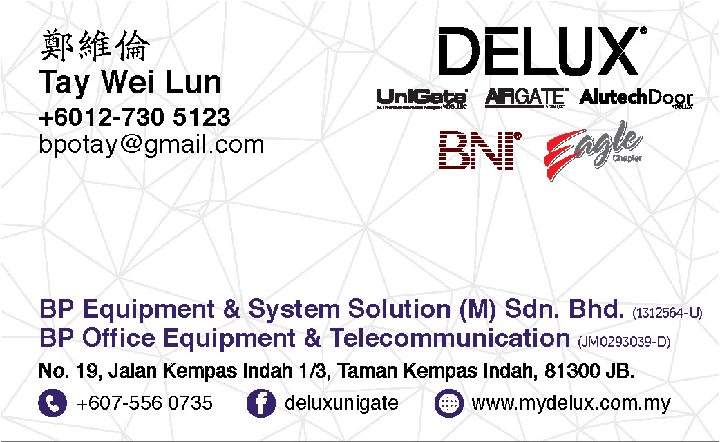 BP Equipment & System Solution (M)SDN. BHD.