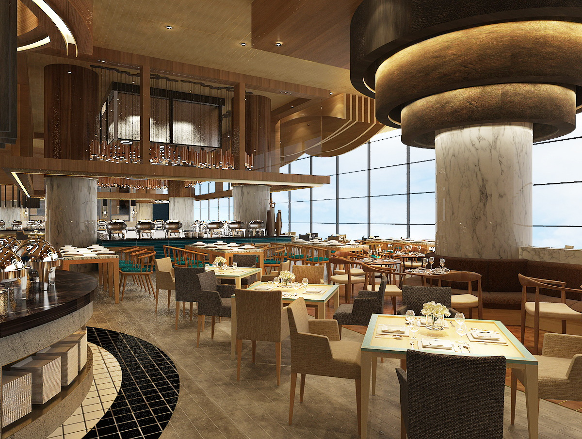 Harbour City Hotel - All Day Dining