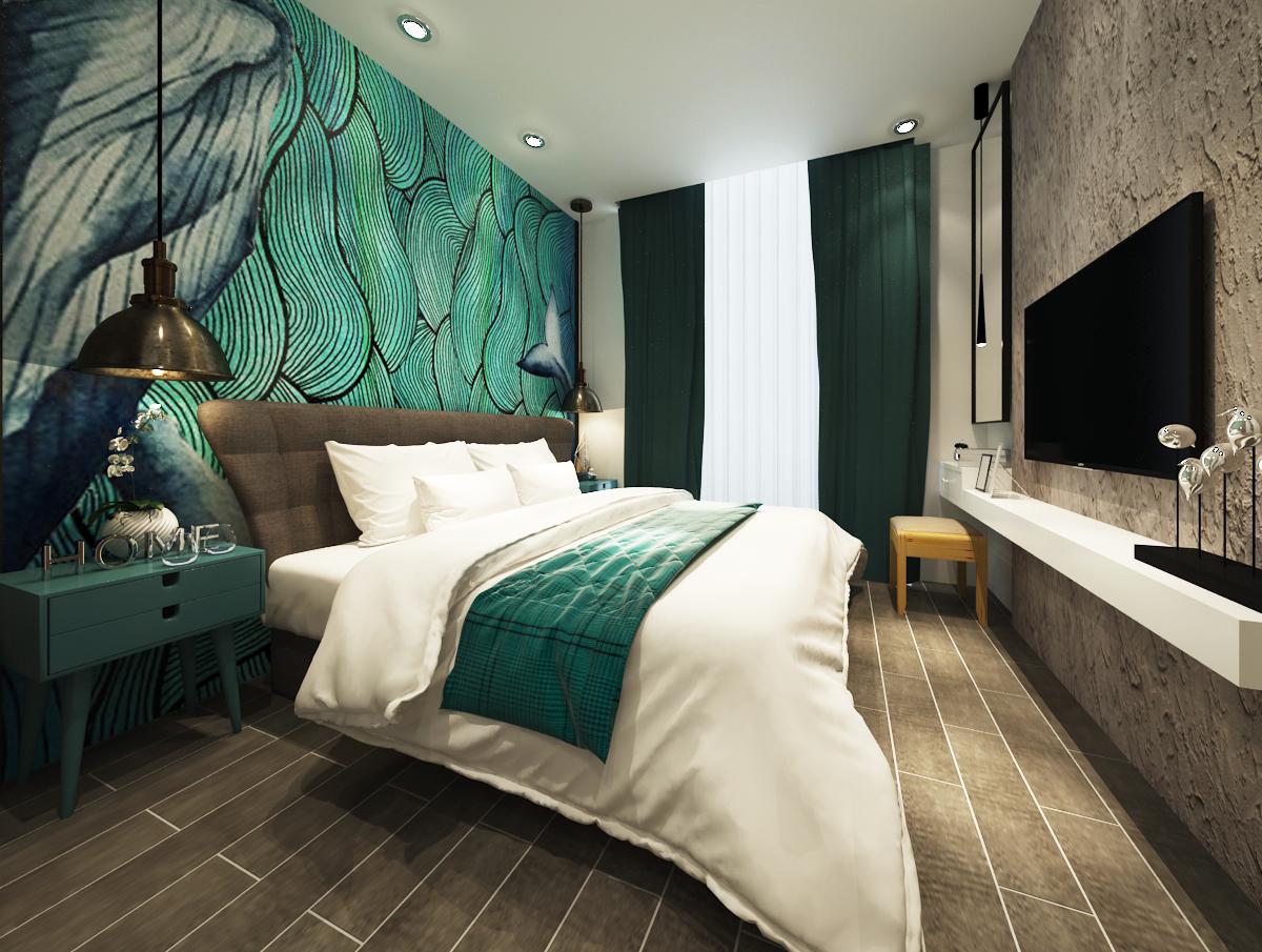 Harbour City Hotel - Room Design