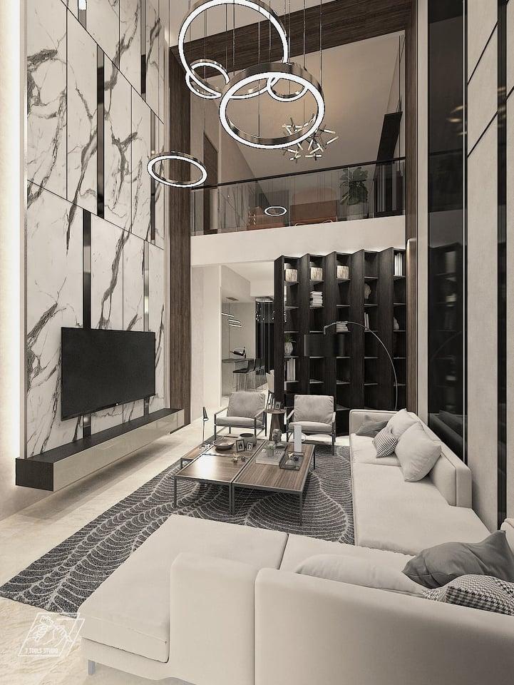 Modern Luxury @ Penthouse