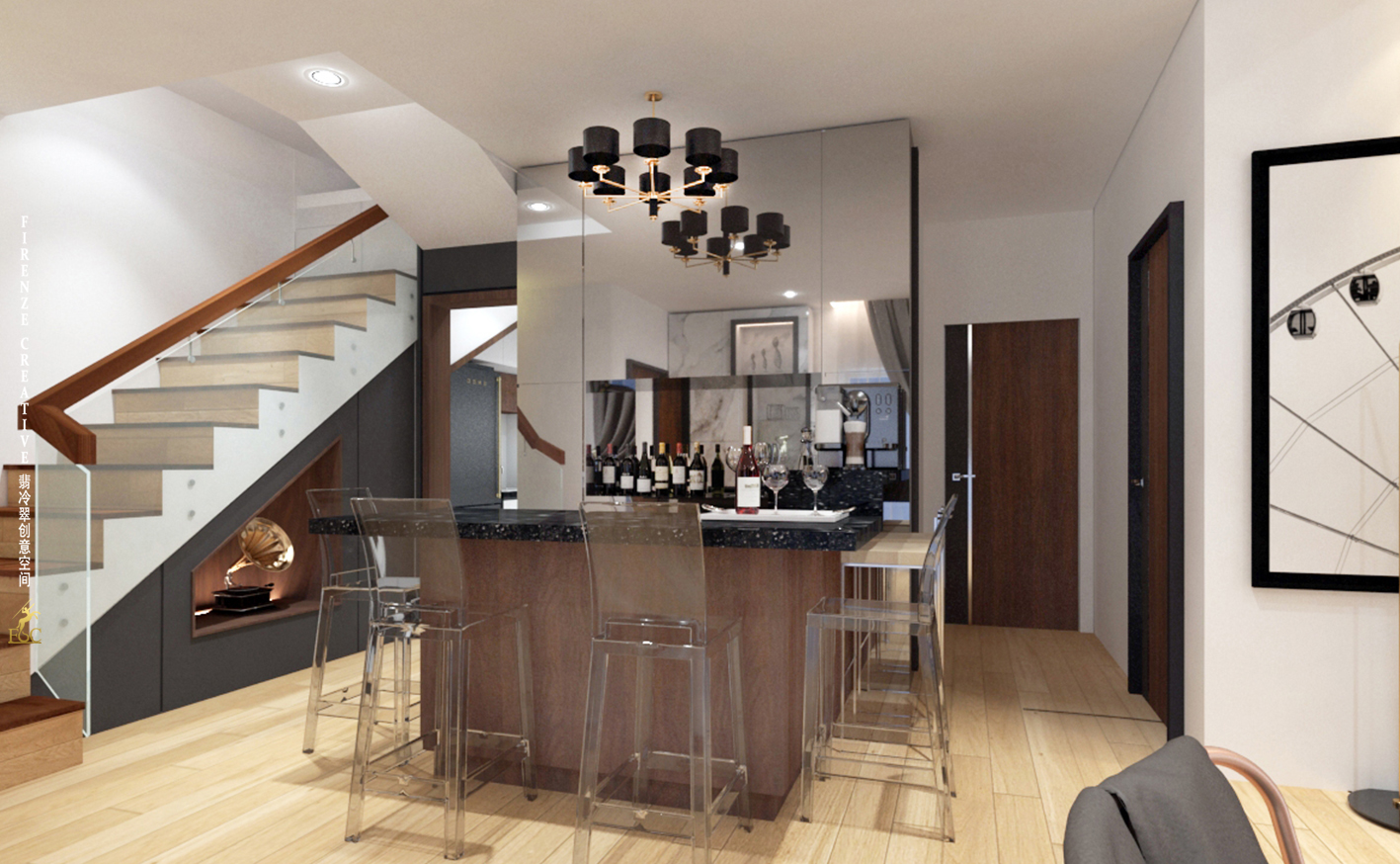 RESIDENTIAL THE WAVE PENTHOUSE