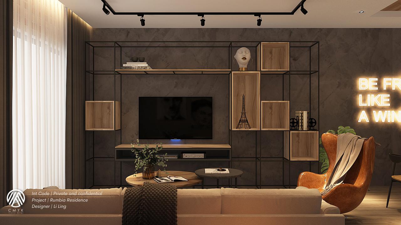 Residential | Rumbia Residence