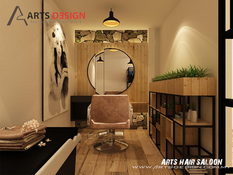 ARTS HAIR SALOON