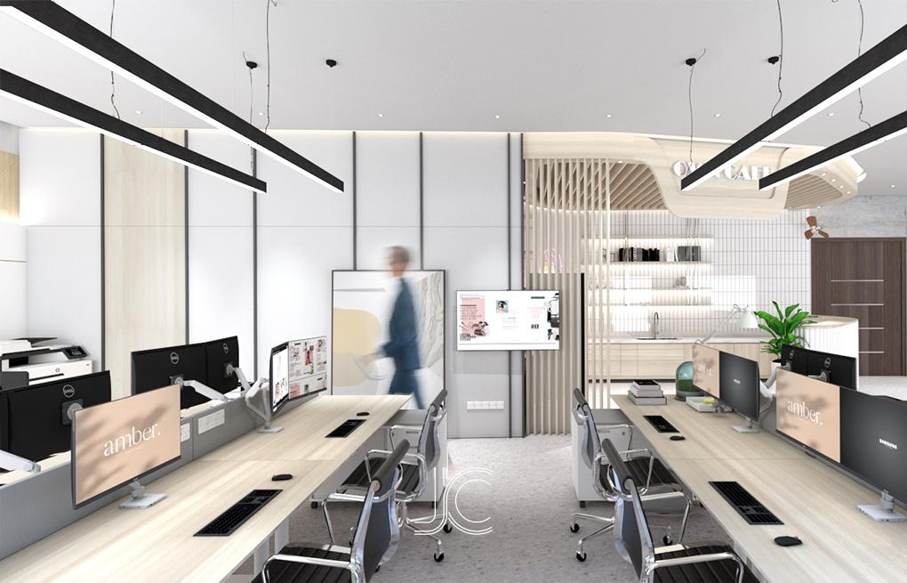 PG Agency Office (Part 2) 办公室设计 I 来点格调的感觉